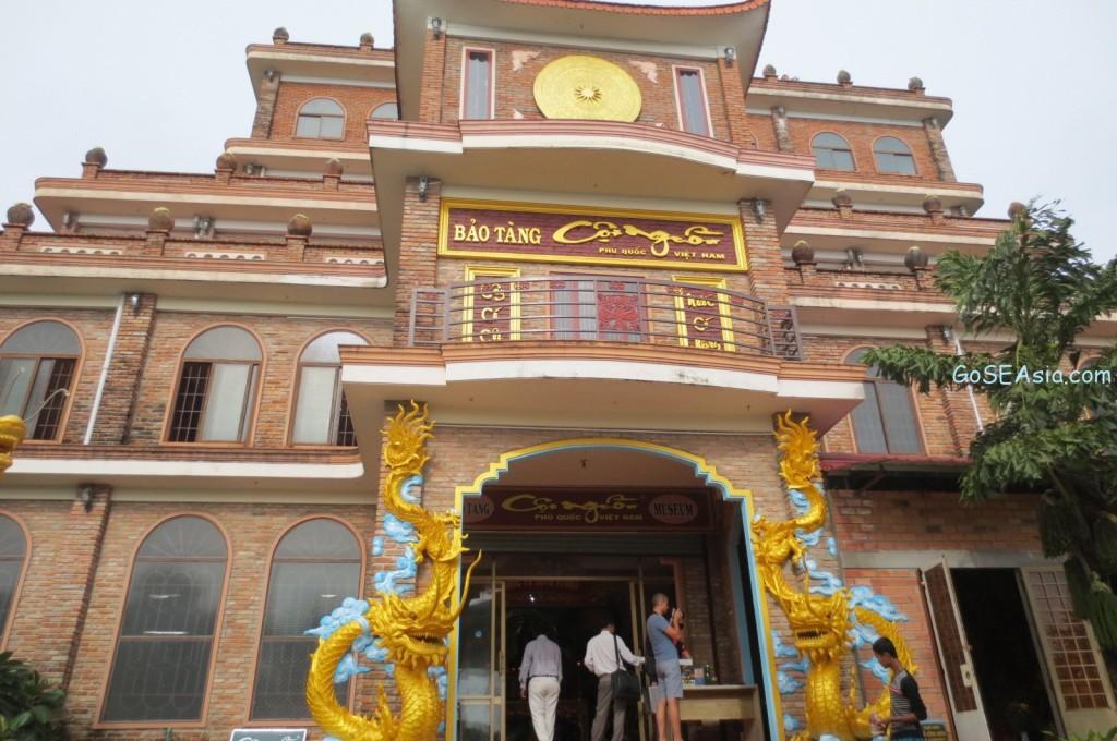 Phu quoc museum